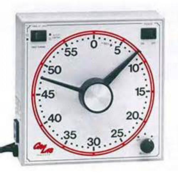 Electric Interval Timer Model 171 (White)