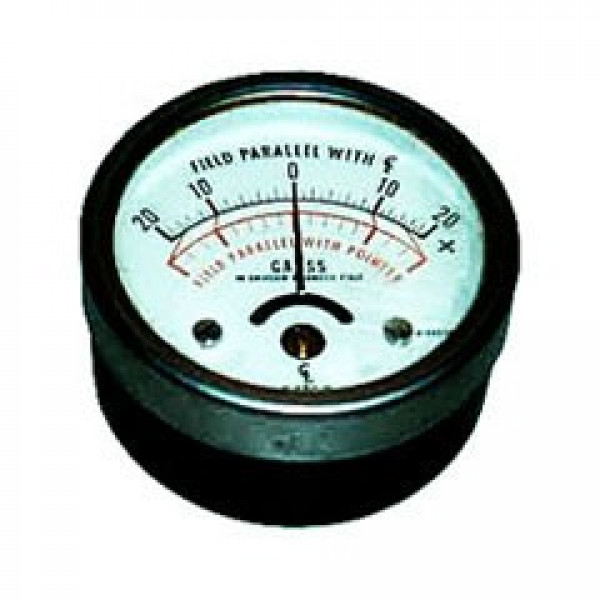 20-0-20 Calibrated not Certified Field Indicator