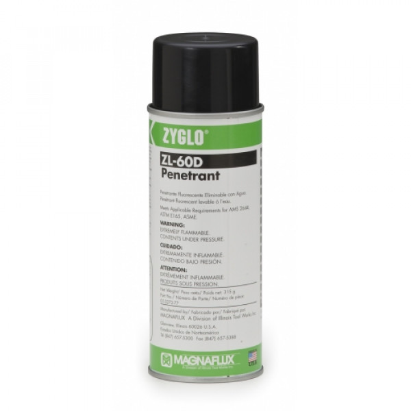 ZL-60D Penetrant 12/16oz