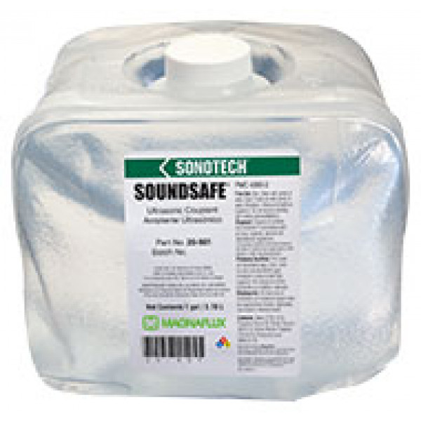 Soundsafe Couplant, 5 Gal.