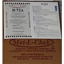 D72A Dry Powder Developer 10lbs.