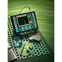 DFX-8 Flaw Detector & Thickness Gauge